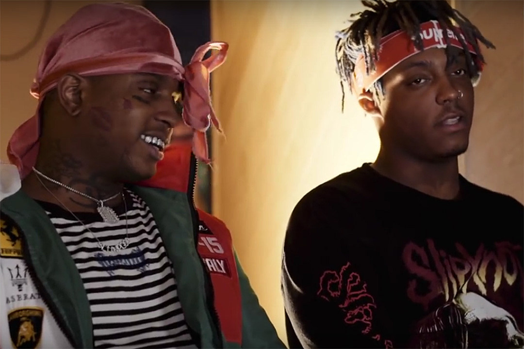 0fb5e452dd1 Juice Wrld and Ski Mask The Slump God Give Tips on How to Avoid the Abyss