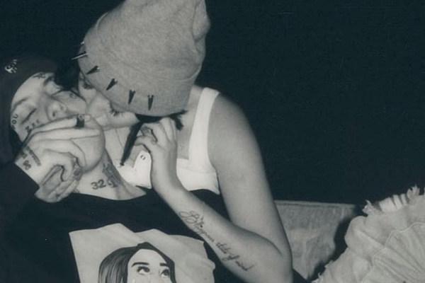 「Live Or Die Noah Cyrus & Lil Xan」的圖片搜尋結果