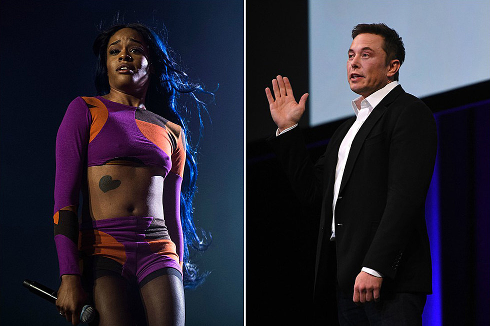 Azealia Banks Slams Elon Musk After Claiming To Have Spent A Weekend At His House