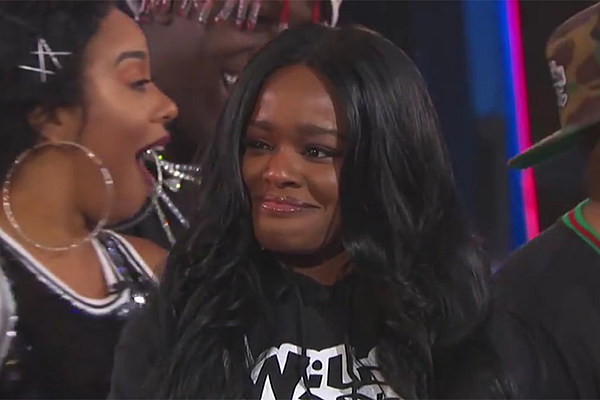 Azealia Banks' 'Wild 'N Out' Video Surfaces With Cardi B ...