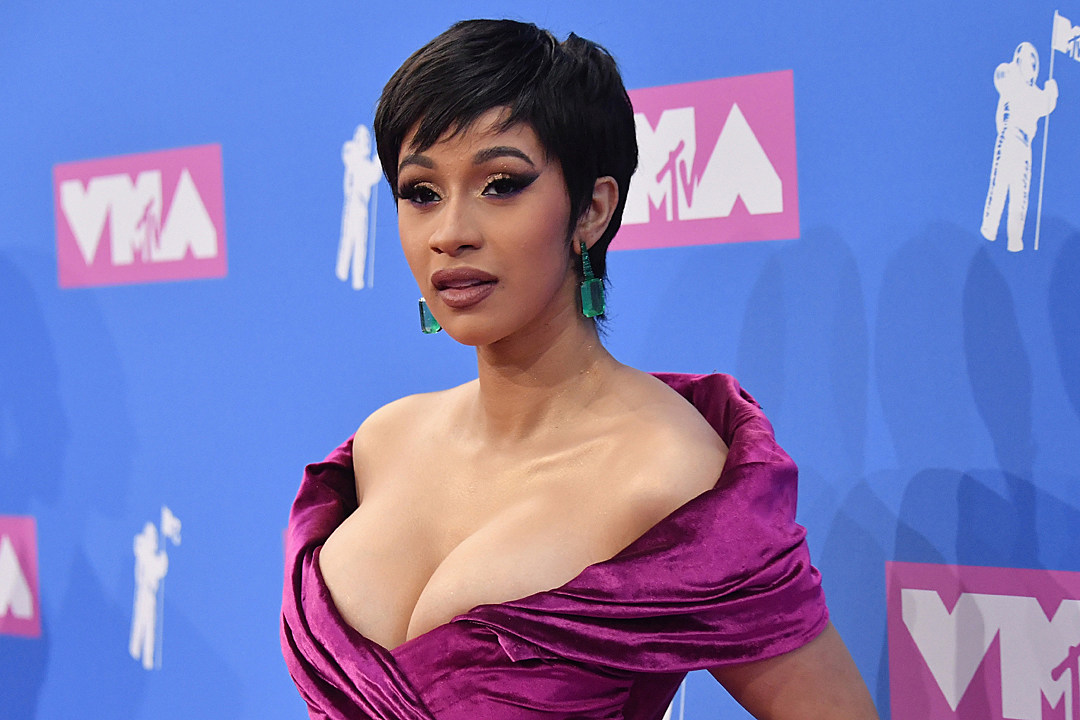 Cardi B Kinda Shares First Photo Of Daughter Kulture
