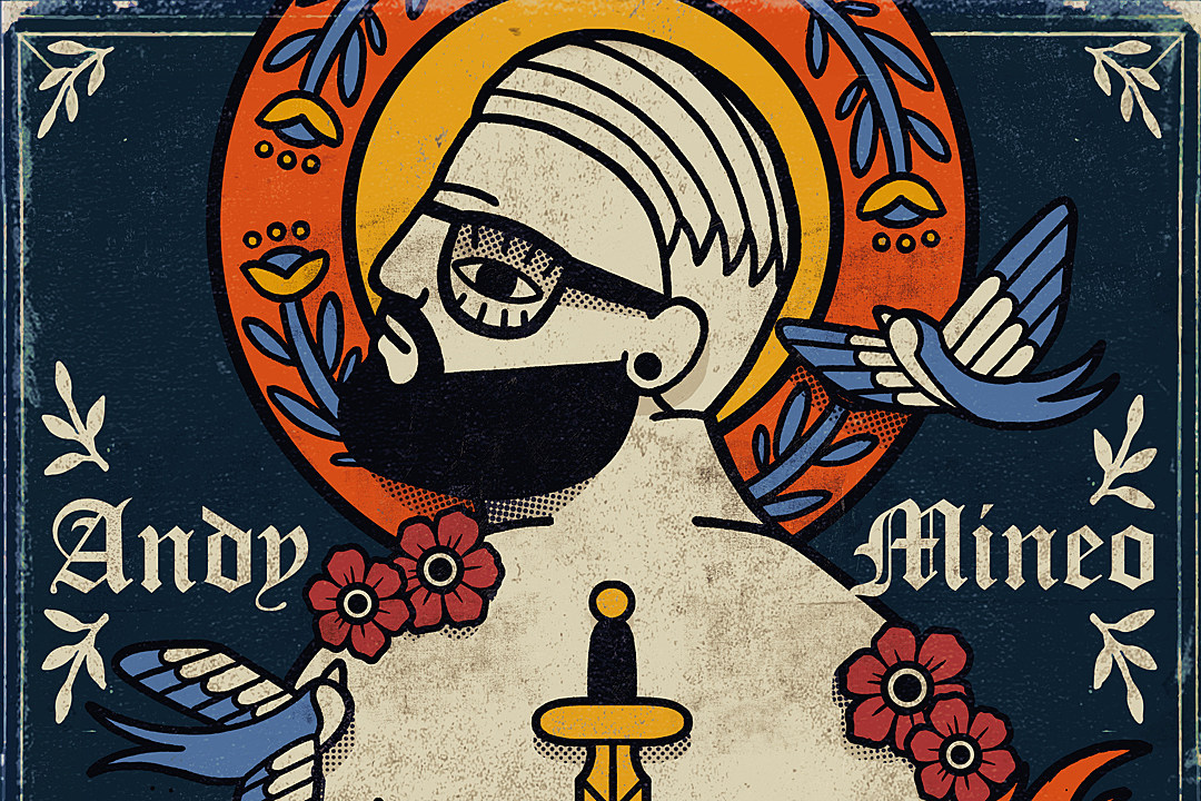 7ecd6ab5b431 Andy Mineo  II  The Sword  EP  Listen to New Songs With Phonte and More