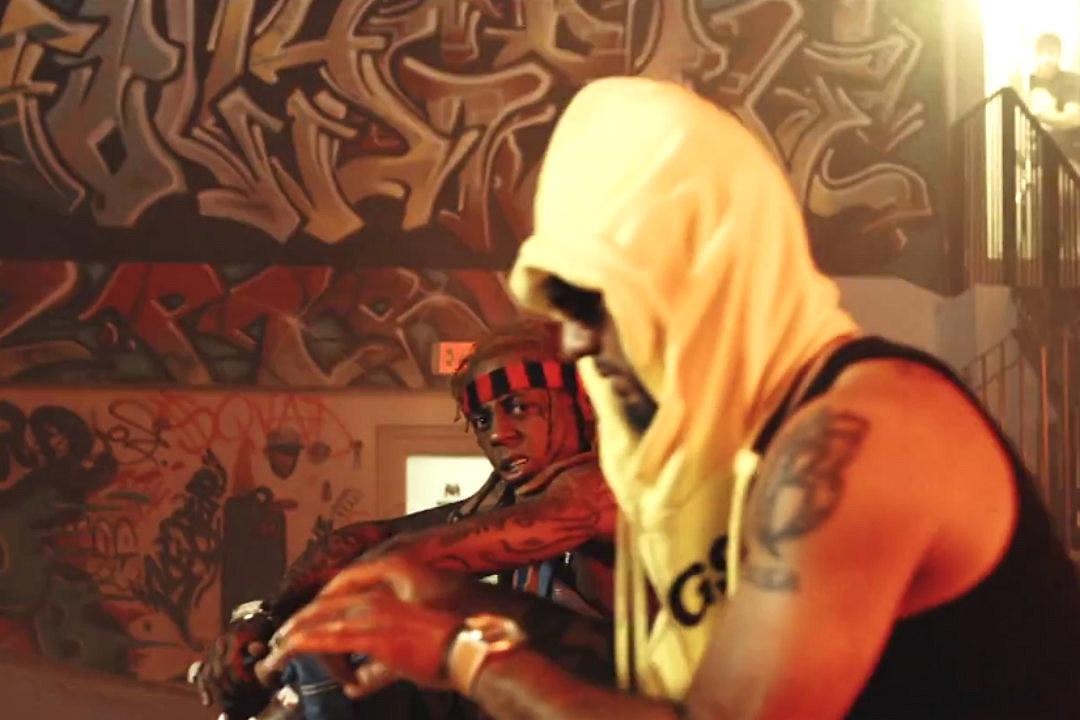 """Swizz Beatz """"Pistol on My Side"""" Video Featuring Lil Wayne: Watch"""
