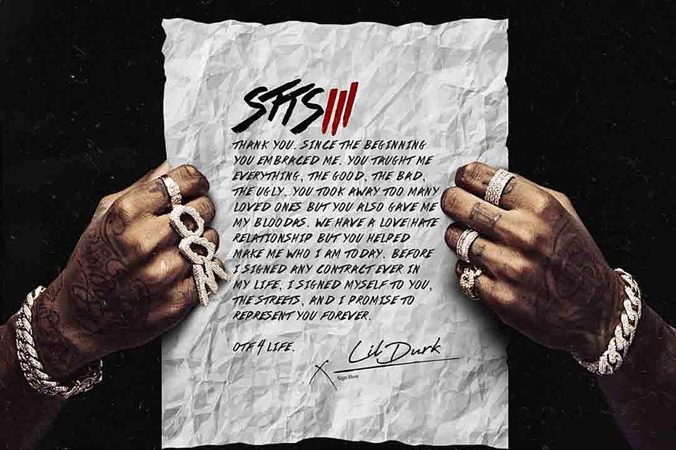 lil durk shares signed to the streets 3 album release date xxl
