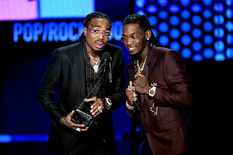 American Music Awards-2018 Migos зурган илэрцүүд