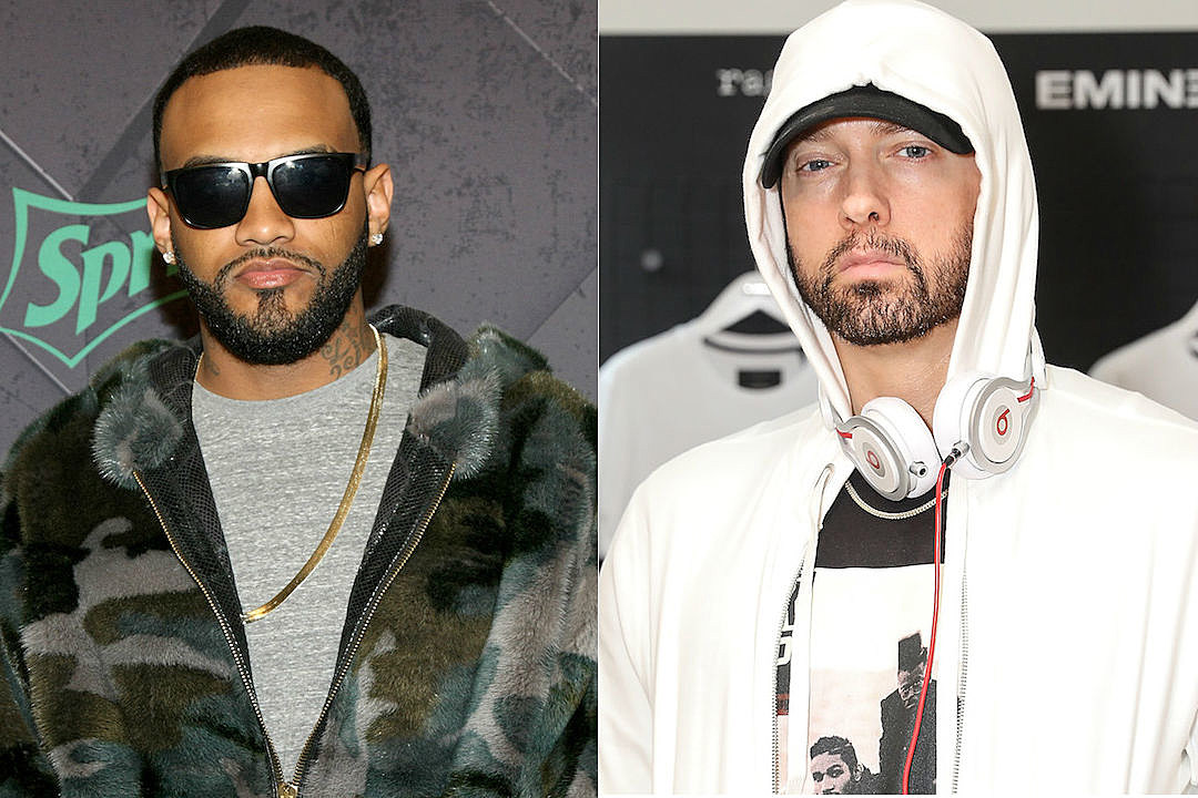 Joyner Lucas Collaboration With Eminem on 'ADHD' Project – Power102Jamz