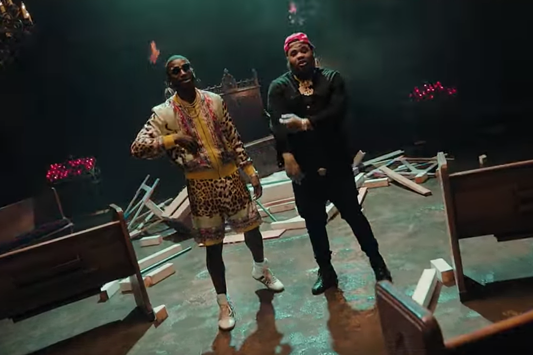 "Gucci Mane ""I'm Not Goin'"" Video Featuring Kevin Gates: Watch"