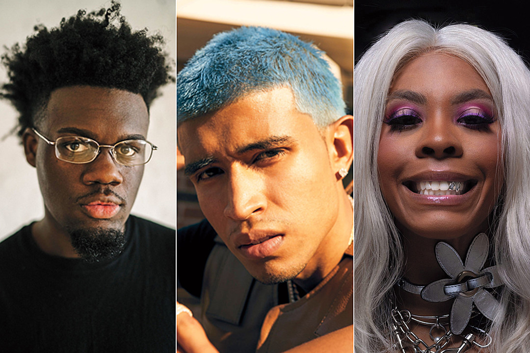 Ugly God Kap G Rico Nasty And More Discuss How Being Latino
