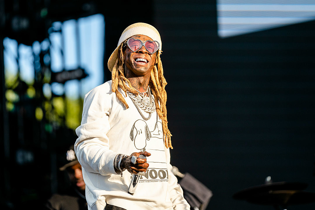 Lil Wayne Reveals Funeral Album Done, Dropping Before End of Year