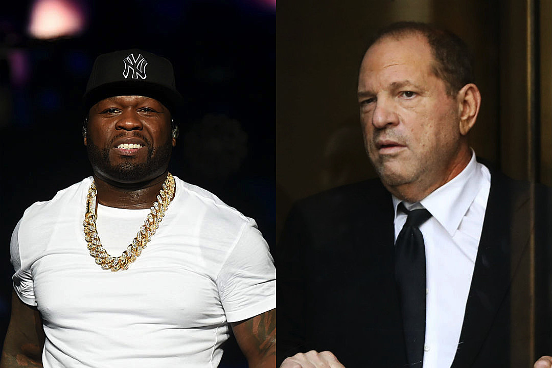 50 Cent Calls $25 Million Harvey Weinstein Settlement a Big Money Grab