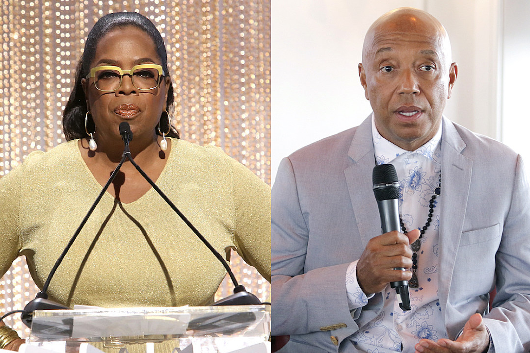 Oprah Is Executive Producer for Documentary About Russell Simmons Sexual Assault Accuser: Report