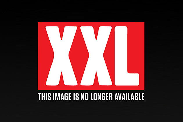 Xxl - Magazine cover