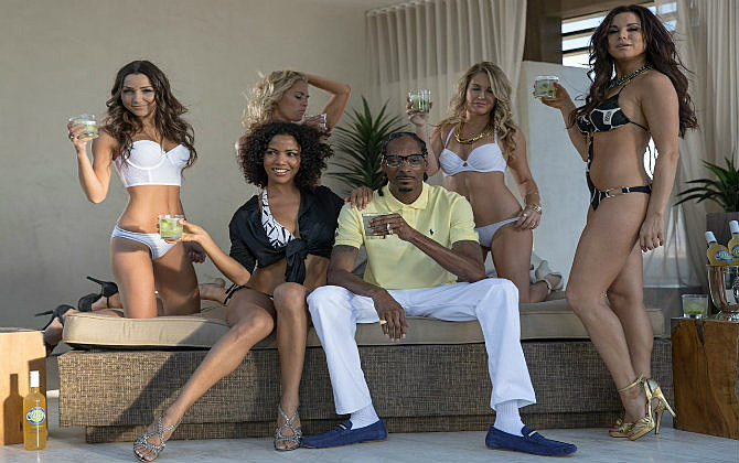 Snoop Dogg Partners Up With A Brazilian Cocktail Company