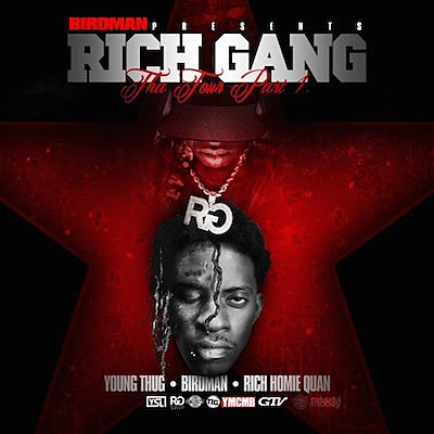 best mixtapes 2014 rich gang