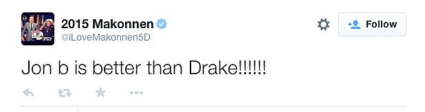 ILoveMakonnen Disses Drake 3