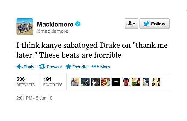 Macklemore Disses Em