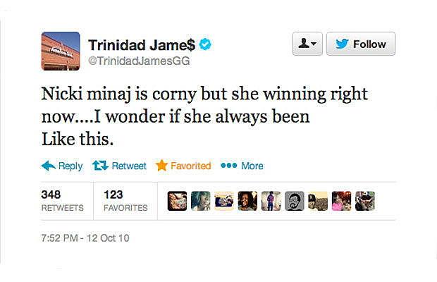 Trinidad Disses Nicki 2