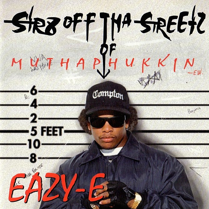 Eazy e straight off the streets