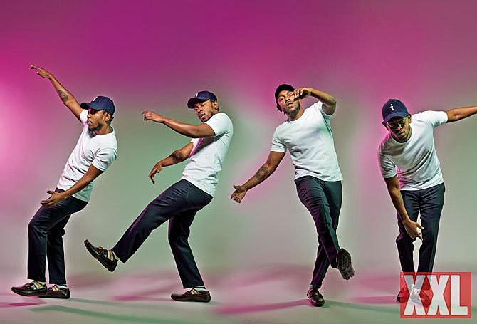 kendrick lamar dancing