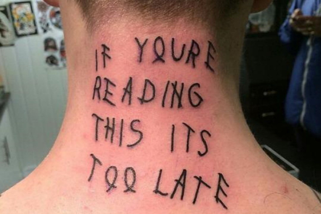 Rappers Back Tattoos Feb 14th, '15 • News...