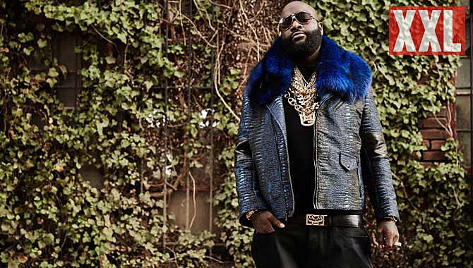 rick ross meek mill xxl cover shoot outside
