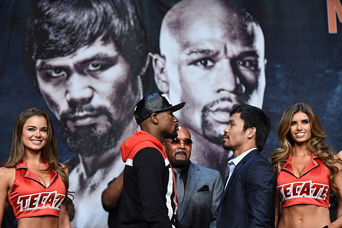 floyd mayweather manny pacquiao fight prediction