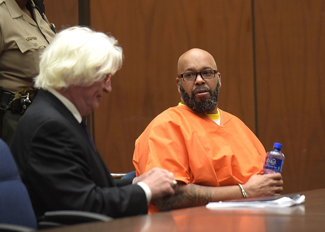 Suge Knight is Being Sued for the Wrongful Death of Terry ...