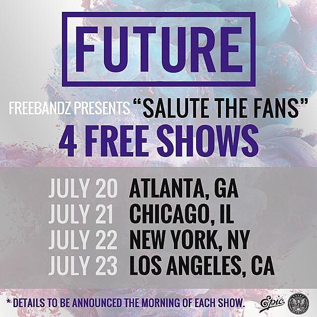future-free tour