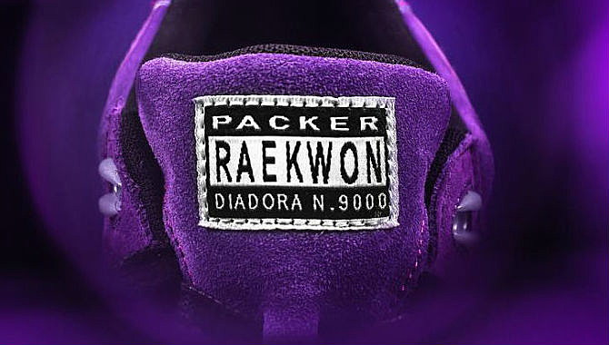 Raekwon to Team Up With Packer Shoes and Diadora