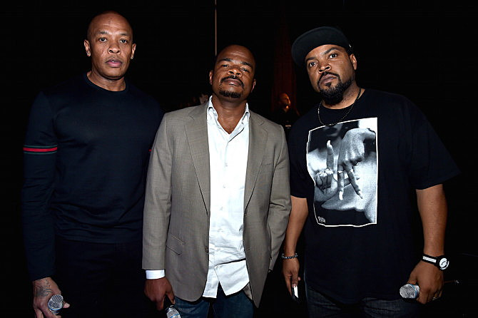 F. Gary Gray straight outta compton interview