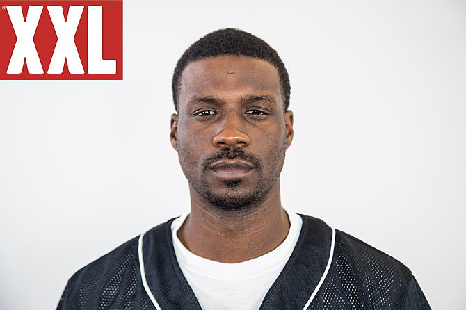 jay rock height