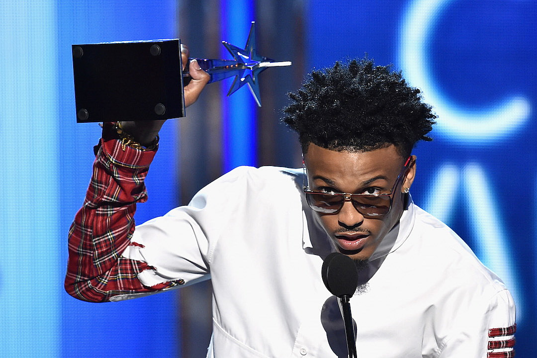 August alsina wants to spread positivity on his new album xxl