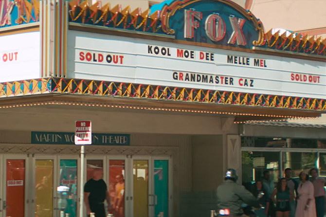 Kool Moe Dee Macklemore melle mel Grandmaster caz hip-hop history sold out
